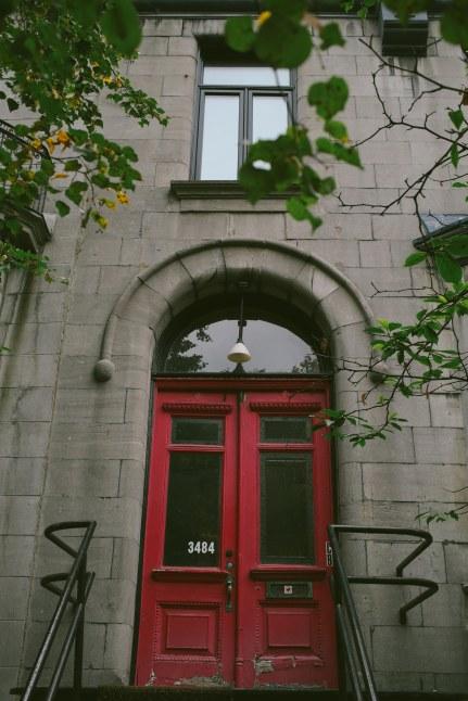 Unique Doors in Montreal